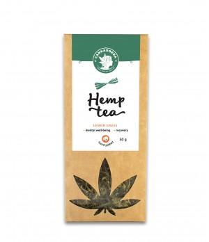 Cannadorra Hemp tea with lemon grass - Konopljin čaj z limonsko travo 50g