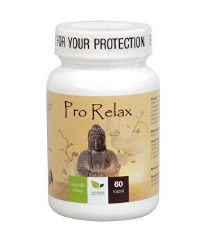 Natural Medicaments Pro Relax - zniževanje stresa in sprostitev, 60 kapsul