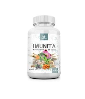 Allnature Imunita - imunost zeliščni izvlečki, 60 kapsul