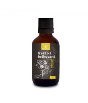 Allnature Šentjanževka zeliščne kapljice, 50 ml