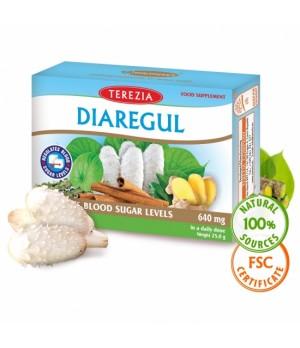 Terezia Diaregul - uravnavanje sladkorja v krvi, 60 kapsul