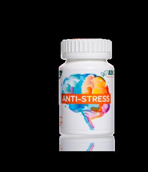 Aimil Anti-Stress BIO - Ajurveda proti stresu, 60 kapsul