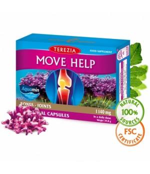 Terezia Move Help - lažje gibanje, 60 kapsul
