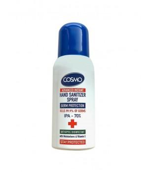 Cosmo Hand Sanitizer spray - razkužilo za roke sprej, 100 ml