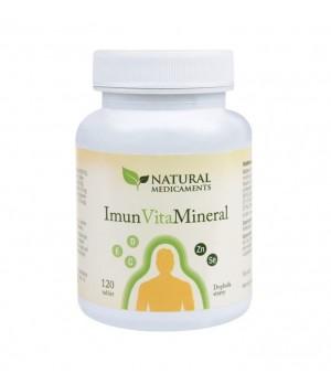 Natural Medicaments Imun VitaMineral, 120 tablet