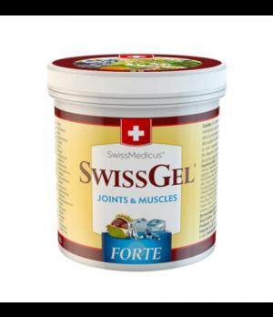 SwissMedicus Horse balsam FORTE cooling - Konjski balzam FORTE hladilno mazilo, 250ml