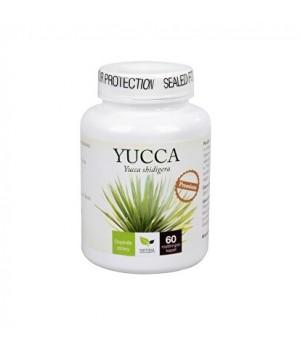 Natural Medicaments Yucca Premium - Juka (drevo življenja) - razstrupljanje in čiščenje telesa 60 kapsul