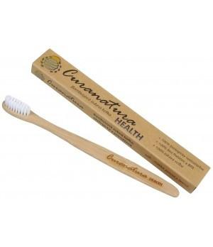 Curanatura Health Soft zobna ščetka iz bambusa