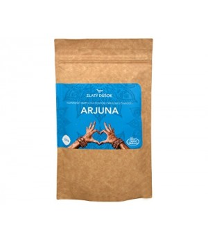 Good Nature Arjuna - ajurvedski brezkofeinski zeliščni napitek, podpora srčni aktivnosti, 100 g