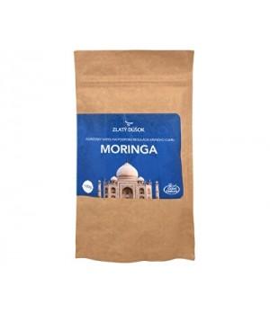 Good Nature Moringa - ajurvedski brezkofeinski zeliščni napitek, podpora uravnavanju sladkorja v krvi, 100 g