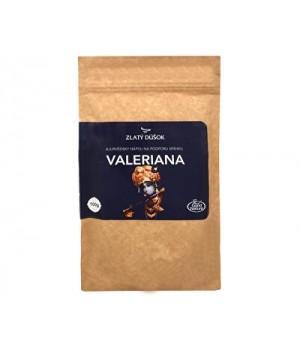 Good Nature Valeriana - ajurvedski brezkofeinski zeliščni napitek, podpora spanju, 100 g